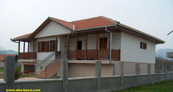 Prefabricated houses - Type 144
