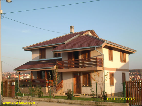 Prefabricated houses - Iva
