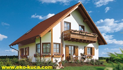 Prefabricated houses - Romana