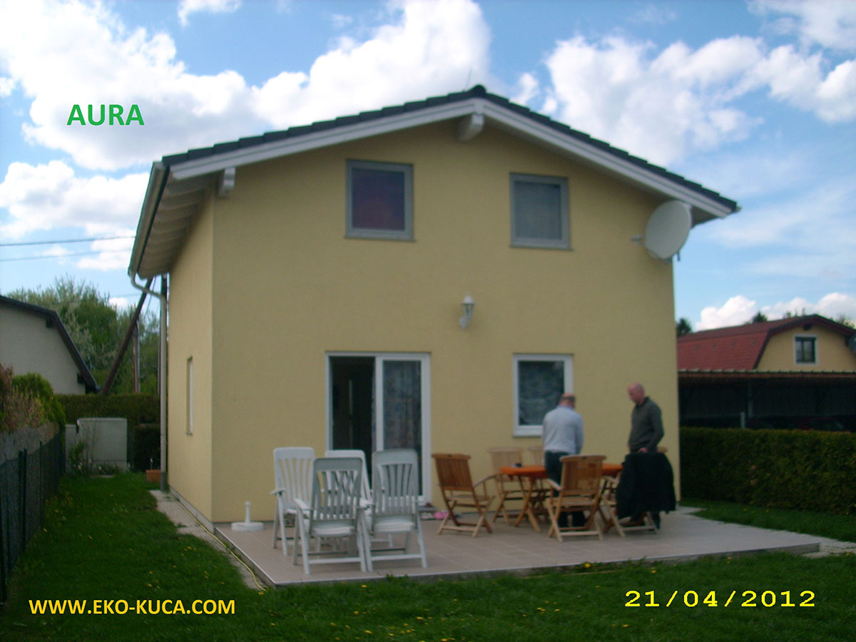 Prefabricated houses - Aura