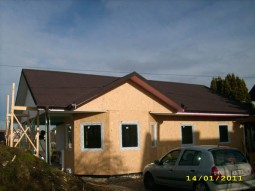 faze gradnje Prefabricated houses u Sloveniji
