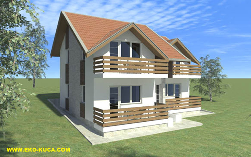 Prefabricated houses - Apartmani 2