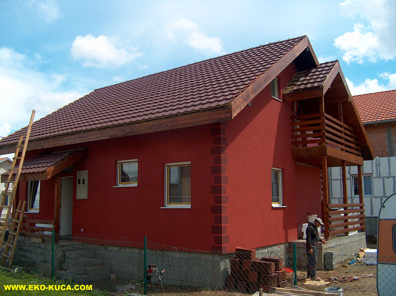 Prefabricated houses - Lara