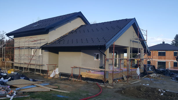CONSTRUCTION PROGRESS -  St.Pölten