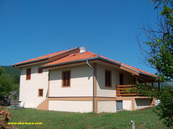 Montovaný dom - Typ136