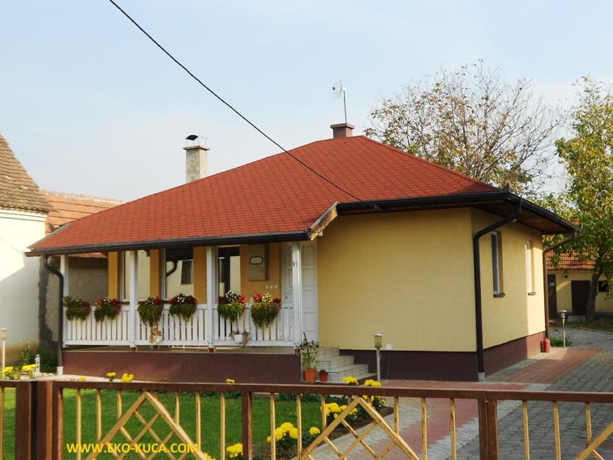 Montovaný dom tip 75/60