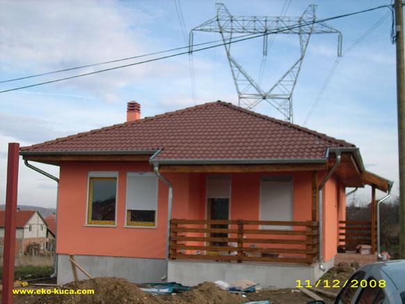 Montažne kuće - Typ113N