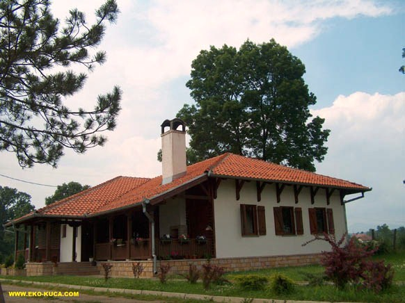 Montažne kuće - Typ119LD