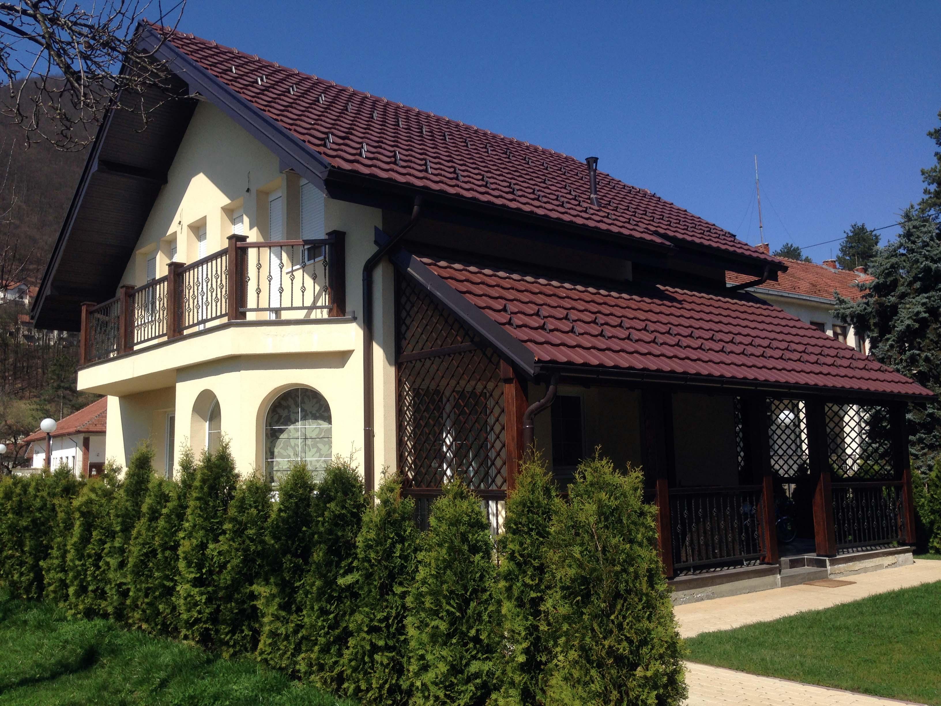 Montovaný dom - Ana 2