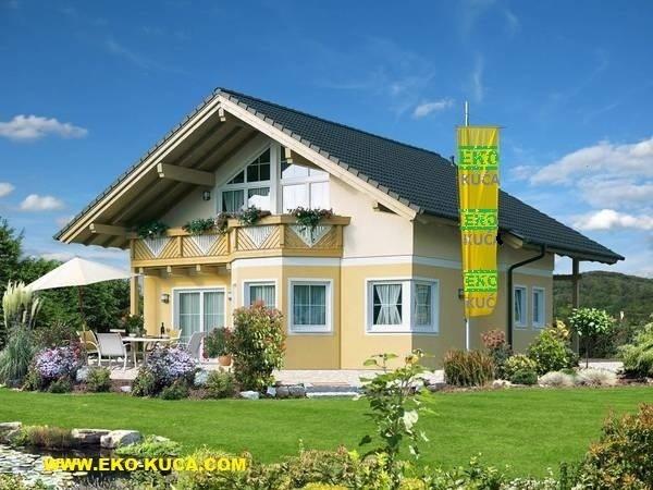 Montovaný dom - Family 2
