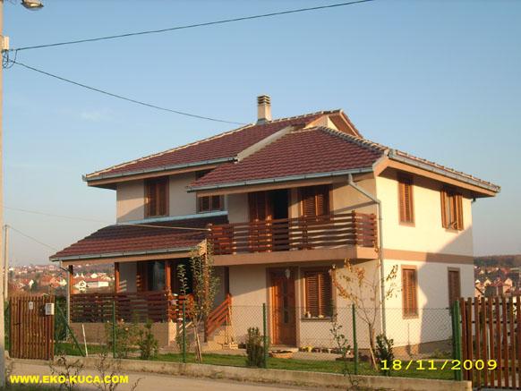 Montovaný dom - Iva