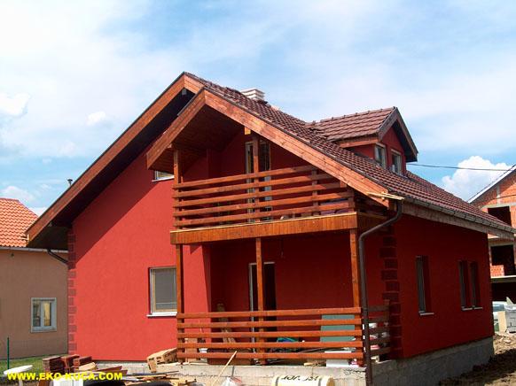 Montažna kuća - Lara