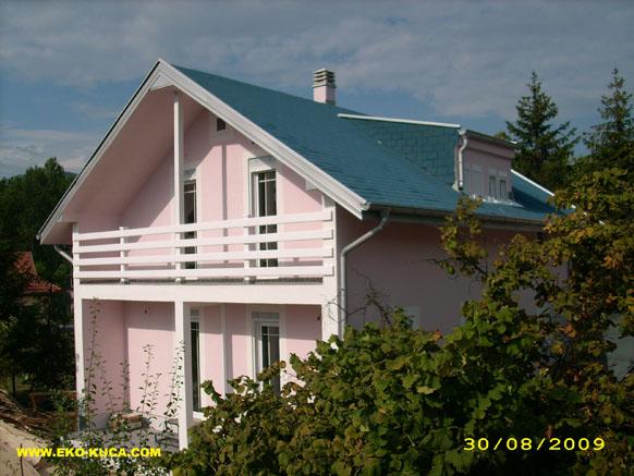 Montažna kuća - Marta